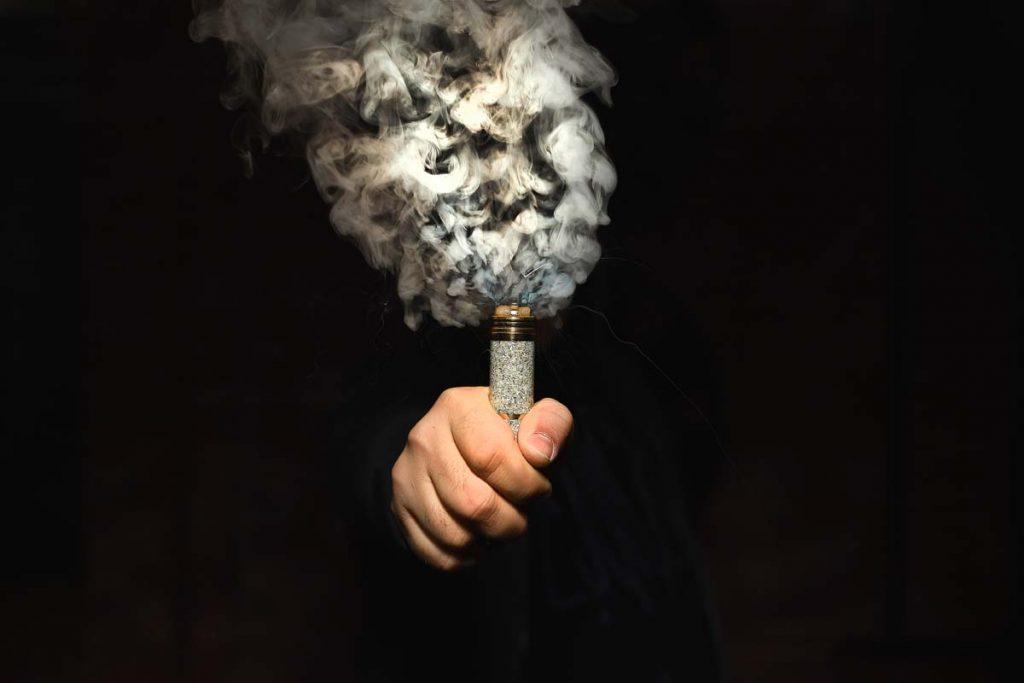 vapoteur cigarette electronique