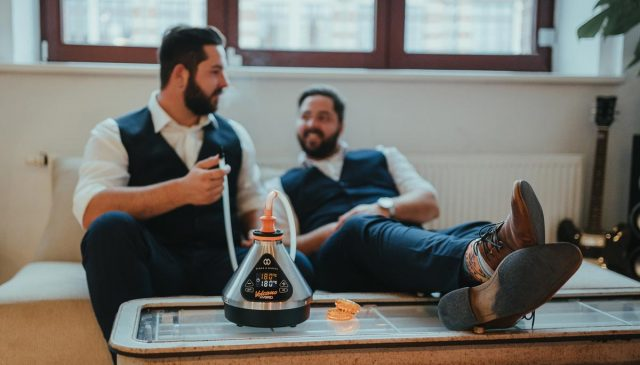 vaporisateur cannabis